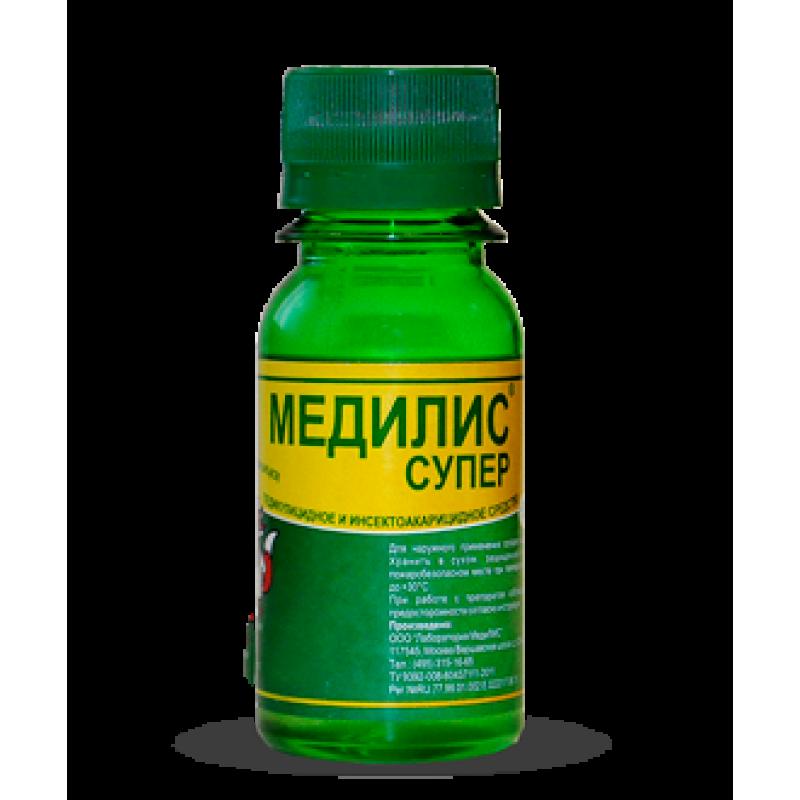 Медилис-СУПЕР (инсектоакарицид) 50 мл