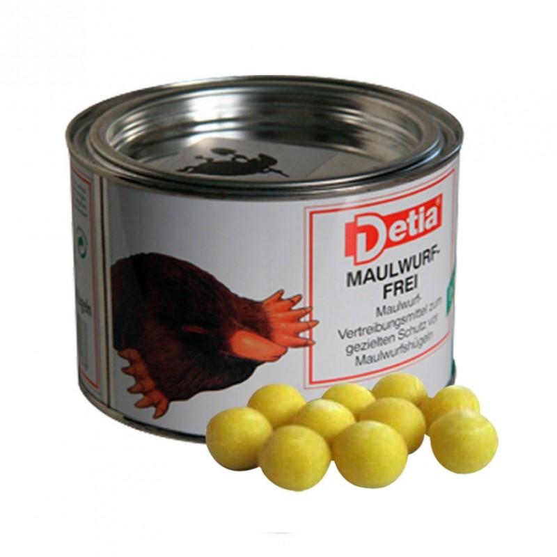 Detia Средство для отпугивания кротов 100 шариков с лавандовым маслом